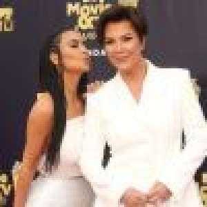 Kim Kardashian : Un anaconda dans son jardin, Kris Jenner terrorisée