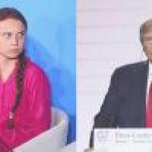 Greta Thunberg vs. Donald Trump : LE clash de l'année 2019