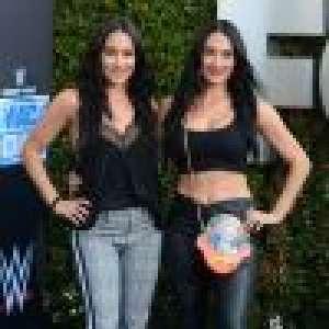 Nikki et Bella Brie : Les jumelles catcheuses sont enceintes... en même temps !