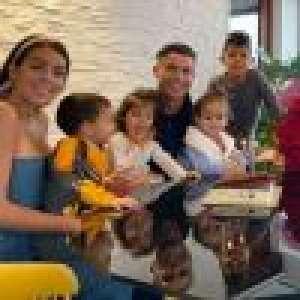 Cristiano Ronaldo marié ? Georgina Rodriguez entretient le doute en famille