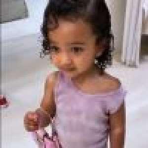 Kim Kardashian : Sa fille Chicago lui chipe ses chaussures et son sac à main