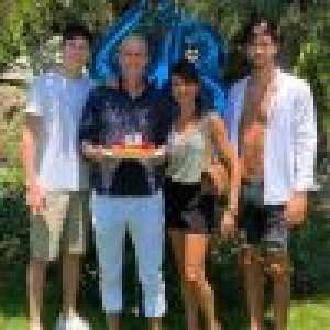 Zinédine Zidane : Anniversaire en famille, et en demi-teinte, pour ses 48 ans