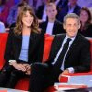 Carla Bruni, son union à Nicolas Sarkozy :