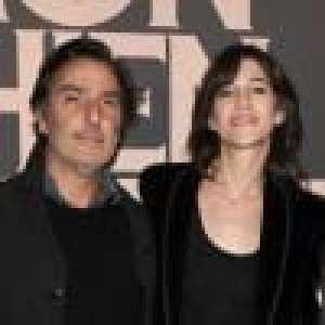 Charlotte Gainsbourg : Retrouvailles avec Yvan Attal et leur fils Ben à Paris