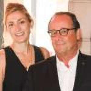 Julie Gayet sur son couple avec François Hollande :