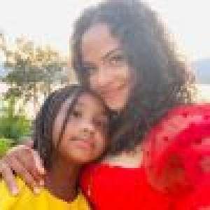 M. Pokora papa : il partage de tendres photos de Isaiah et Violet