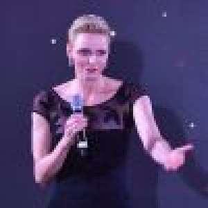 Charlene de Monaco en fête : total look paillettes pour le Bal de Noël de Monaco