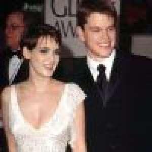 Matt Damon : Marqué par sa rupture avec Winona Ryder, il a pris une décision radicale