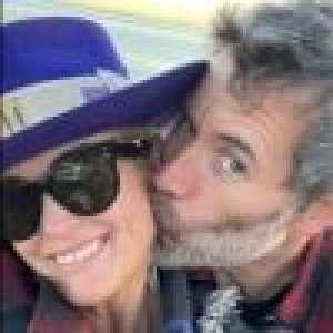 Laeticia Hallyday et Jalil Lespert jouent les cow-boys : virée équestre en amoureux