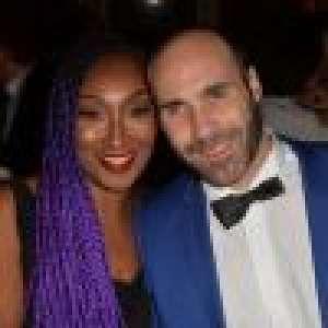Nadège Beausson-Diagne mariée à Geoffroy, malvoyant :