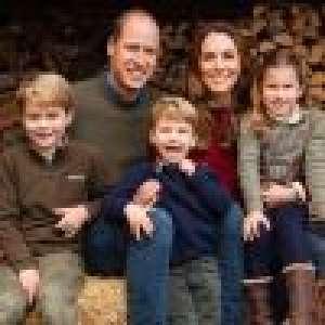 Le prince Louis a 3 ans : nouvelle photo signée Kate Middleton, c'est le sosie de George !