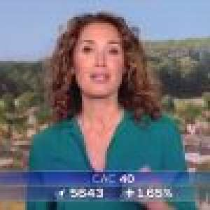 Marie-Sophie Lacarrau absente du 13h de TF1 : la Covid-19 chamboule ses plans !