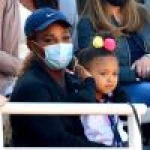 Serena Williams : Maman complice avec sa fille Olympia, avant Roland-Garros