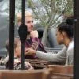 M. Pokora et Christina Milian : sortie au resto avec leur fils ainé, avant le retour en France