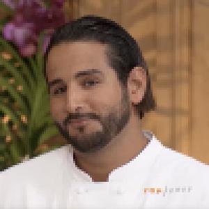 Mohamed Cheikh (Top Chef), sa femme voilée :