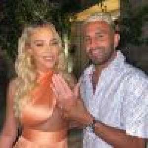 Riyad Mahrez fiancé : le prix astronomique de la bague de sa compagne Taylor Ward