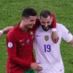 Karim Benzema et Cristiano Ronaldo : Leurs compagnes Cora et Georgina grandes copines à Budapest