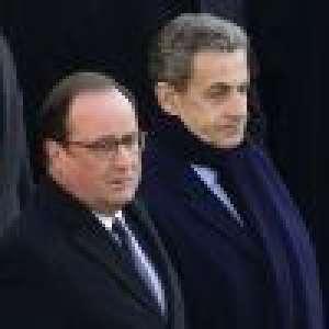 François Hollande balance quelques piques à Nicolas Sarkozy (et lui aussi), duel de Présidents