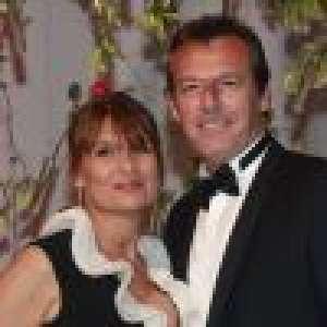 Jean-Luc Reichmann, Nathalie et leurs six enfants :