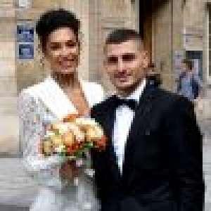 Marco Verratti et Jessica Aïdi se sont mariés ! Photos de la cérémonie en famille