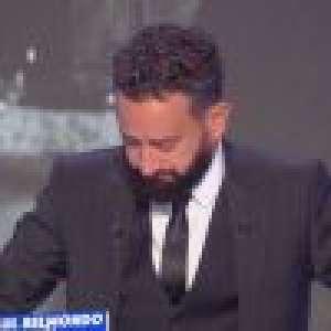 Cyril Hanouna fond en larmes en évoquant Jean-Paul Belmondo dans TPMP