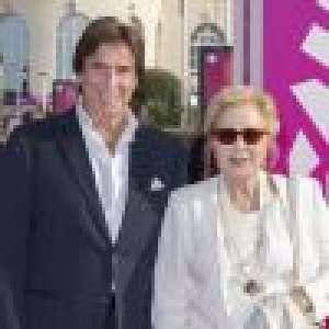Sylvie Vartan et son mari Tony Scotti : rare apparition à Deauville face au clan Gainsbourg