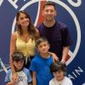 Lionel Messi a enfin trouvé sa maison parisienne : direction la banlieue avec femme et enfants
