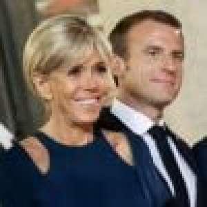 Brigitte Macron plus âgée qu'Emmanuel :