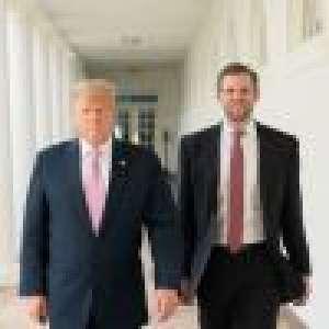 Donald Trump grand-père pour la 10e fois : Son fils Eric de nouveau papa !