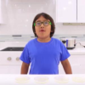 Le youtubeur le mieux payé de 2019 a 8 ans et gagne 26 millions de dollars