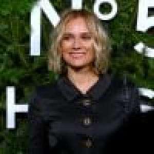 Diane Kruger au naturel : rare photo avec sa fille pour la nouvelle année