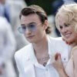 Pamela Anderson mariée : son fils Brandon