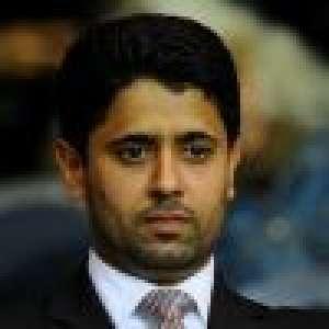 Nasser Al-Khelaïfi, inculpé par la justice suisse, signe un