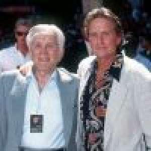 Michael Douglas déshérité par son père Kirk : quid des 61 millions de dollars ?