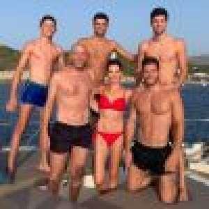 Zinédine Zidane ressort une vieille photo de famille pour un anniversaire