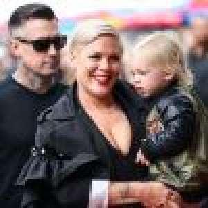 Pink, son fils Jameson (3 ans) infecté par le Covid-19 :