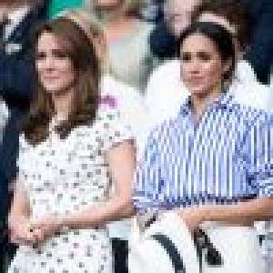 Meghan Markle amère : Kate Middleton favorisée par la famille royale ?