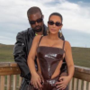 Kim Kardashian infidèle ? Kanye West lui demande pardon