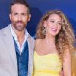 Blake Lively : Moqueries, étranges ballons et tarte cassée pour les 44 ans de Ryan Reynolds