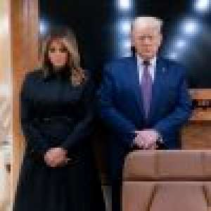 Melania Trump : Déjà en route pour le divorce ? Des proches balancent !