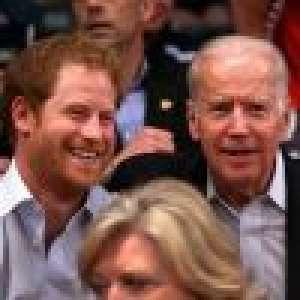Joe Biden et le prince Harry : une surprenante amitié... qui dure !