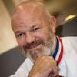 Philippe Etchebest amoureux de Dominique : rare photo du couple et bel hommage du chef