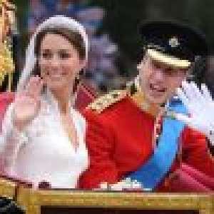 Kate et William, 10 ans de mariage : drôle d'anecdote sur leur gâteau géant... et la reine !