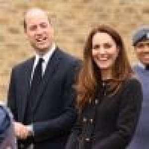 Kate Middleton et William, le sourire retrouvé malgré le deuil : première sortie depuis les obsèques