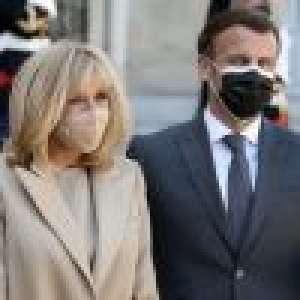 Emmanuel Macron : Rares confidences sur sa vie de couple avec Brigitte, une précieuse alliée