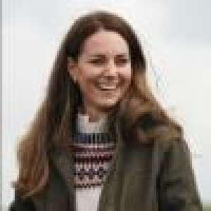Kate Middleton tirée à quatre épingles : nouveau look