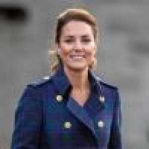 Kate Middleton pique de splendides boucles d'oreilles à la reine : une paire oubliée depuis 12 ans !