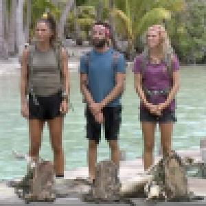 Finale de Koh-Lanta 2021 : Maxine gagne les poteaux et choisit Lucie