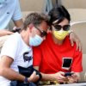Géraldine Maillet amoureuse de Daniel Riolo : rare apparition du couple, à Roland-Garros