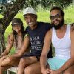 Yannick Noah : Photos d'un séjour mémorable avec son fils Joakim et sa future belle-fille